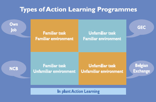 Types of Action Learning Programme